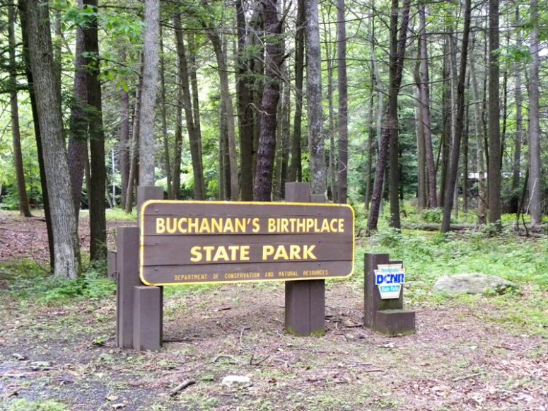 buchananbirthplacestatepark