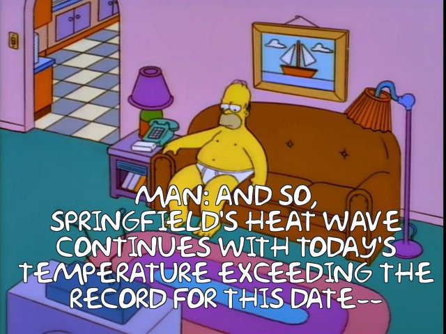 heatwavesimpsons