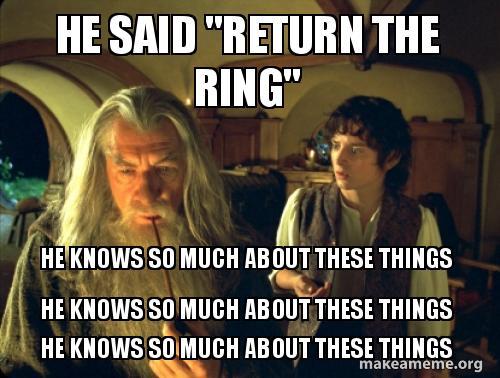 Smiths/Lord of the Rings Meme Mashup – hebspeaks