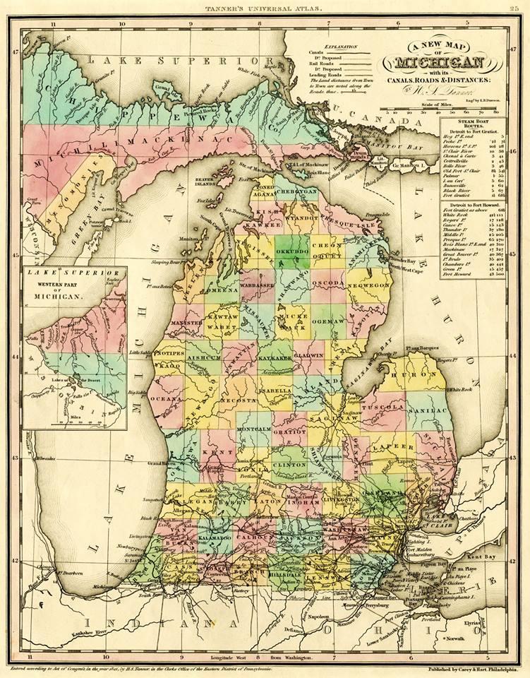 oldmichiganmap