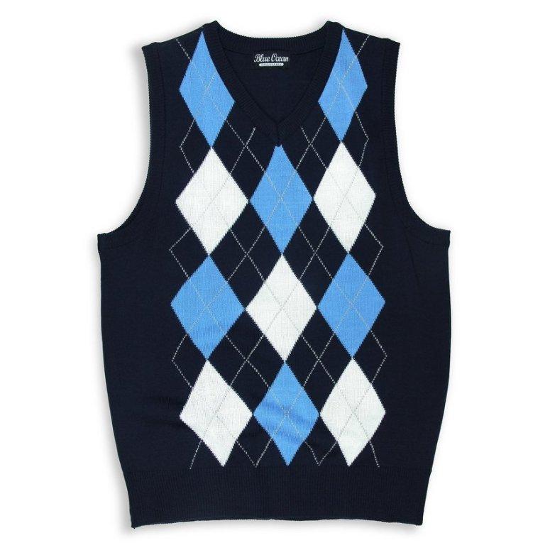 Boys-Argyle-Sweater-Vest