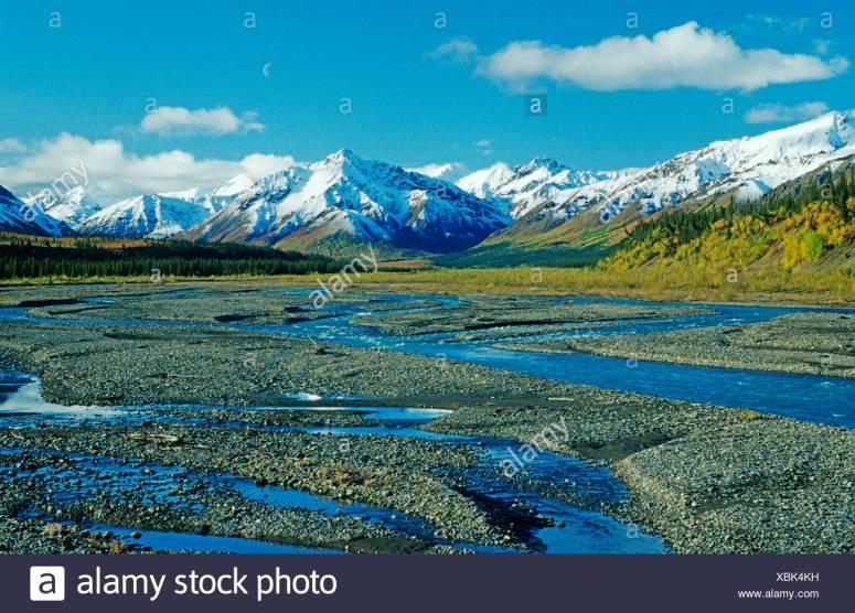 the-far-branching-teklanika-river-flowing-from-the-mountains-of-the-alaska-range-denali-national-park-alaska-usa-XBK4KH.jpg